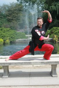 Iron Dragon Kung Fu Sifu Scott